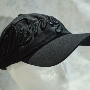 Disneyland Resort Black One-Size Mickey Mouse Hat
